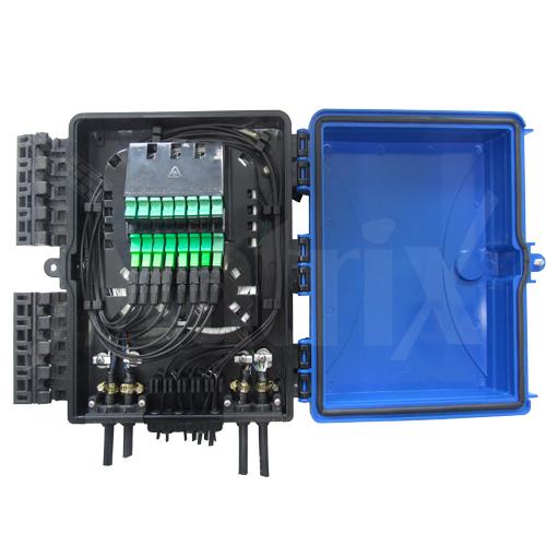 Caja-nap-16-hilos-matrixtelcom-4-puertos¿azul